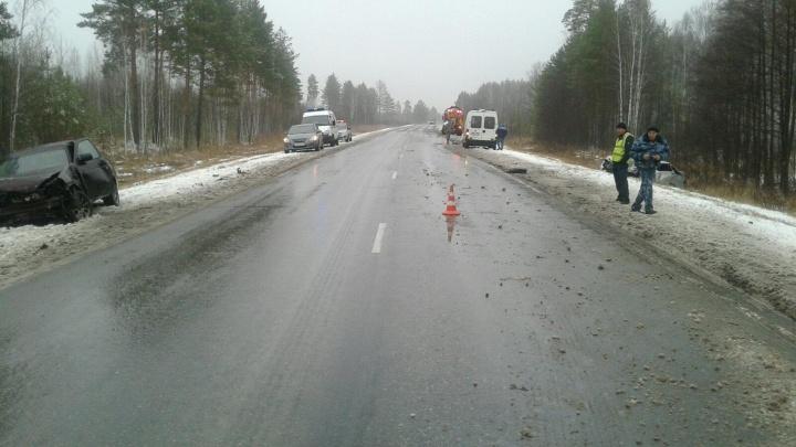 В Кетово вынесли приговор начинающему водителю, из-за которого в ДТП погиб курганец