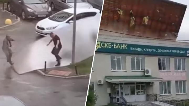 Самое шокирующее видео: майский ураган в Екатеринбурге и области в трехминутном ролике