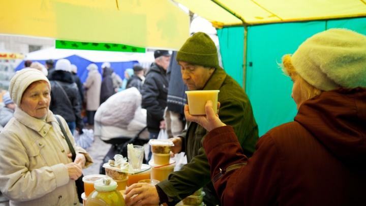 Правительству Архангельской области поручили увеличить количество уличных ярмарок с продуктами