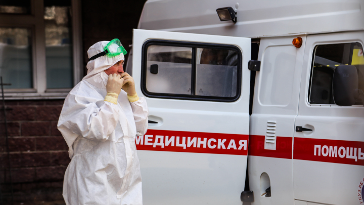 Оперштаб региона: за последние сутки выявлены 52 новых случая с COVID-19 в Архангельской области