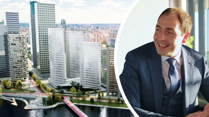 Вырастет ли Манхэттен на набережной Исети: застройщик — о квартале на Папанина и сносе частного сектора