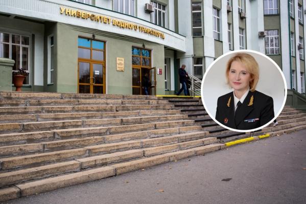 Татьяна Зайко возглавляет университет с 2014 года