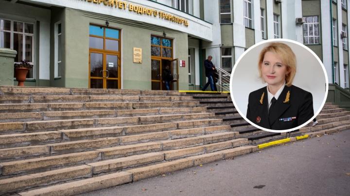 Путин присвоил почетное звание ректору СГУВТа