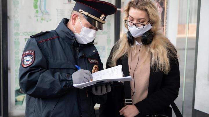 Догнали маршрутку и высадили «безмасочника»: в Волгограде после ужесточения режима провели показательный рейд
