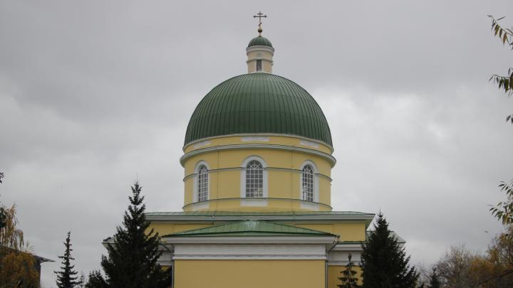 За реставраторами Никольского собора в Омске установят видеонаблюдение