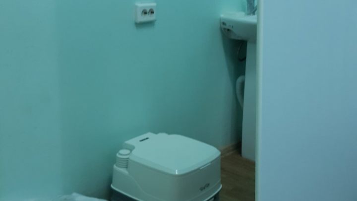 Прокуратура проверит «коронавирусную» больницу в Челябинске с «горшком» в палате на четверых
