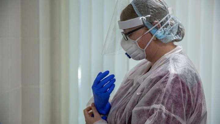 В Новосибирской области выявили ещё 96 заболевших коронавирусом