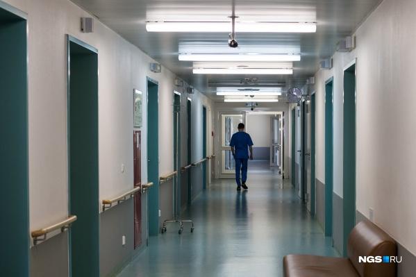 В больницах региона с коронавирусом и подозрением на него находятся более 5000 человек