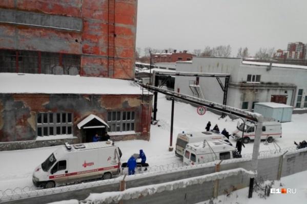 Обрушение крыши на ЗиКе произошло еще в ноябре 2016 года