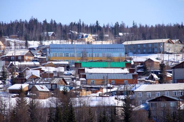 Село Байкит находится в Эвенкийском районе Красноярского края