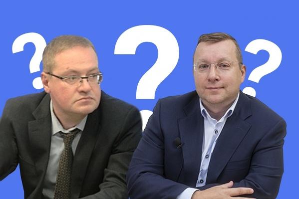Дениса Ковалёва и Дмитрия Рыбалко подозревают в превышении должностных полномочий