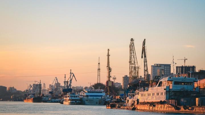 В Ростове арестовали имущество «Донречфлота» и Азово-Донского пароходства