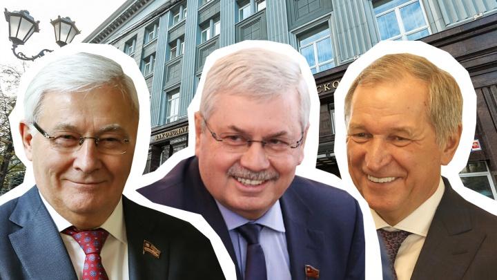 В бой идут одни старики: в Челябинске депутаты 65+ работают вопреки советам президента и губернатора