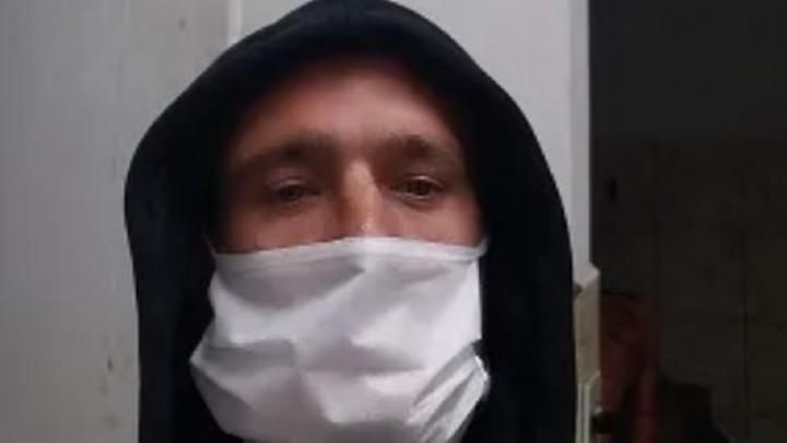 «Врачи будут падать в обмороки от жары»: волгоградец полтора месяца борется с коронавирусом