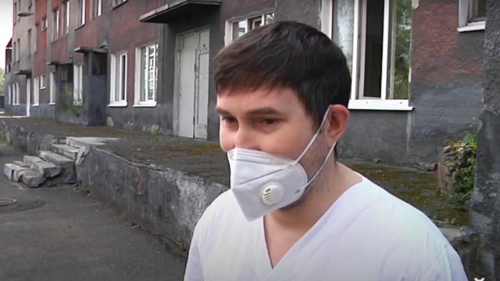 «У нас серьёзная ситуация»: переболевший COVID-19 кузбасский медик призвал соблюдать масочный режим