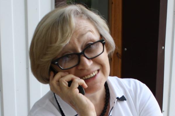 Татьяна Андрущенко до последнего горела работой