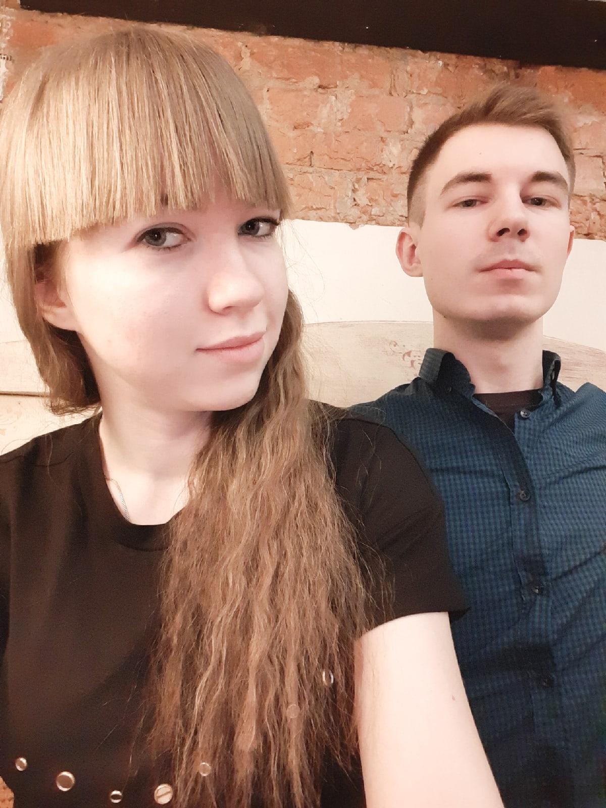 Дима и Юля по-прежнему вместе и счастливы