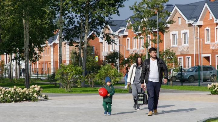 Жители второй и третьей очередей ЖК «Зеленые аллеи» получили долгожданные ключи от квартир