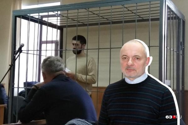 Как считает Сергей Кандаков (справа), деяния Реналя Мязитова дорого обошлись СОФЖИ