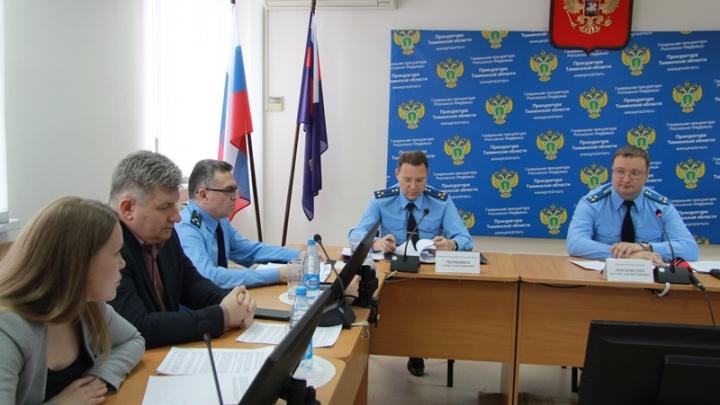 Тюменский прокурор провел первую пресс-конференцию. На нее позвали только избранных журналистов