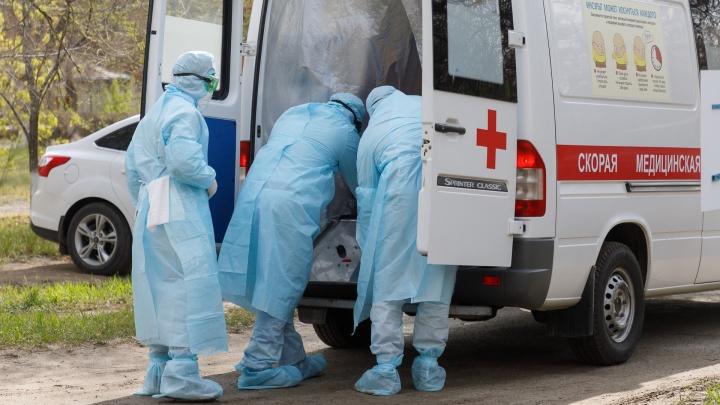 Родственник приехал из Москвы с температурой: в Волжском от осложнений коронавирусной инфекции умер 87-летний мужчина