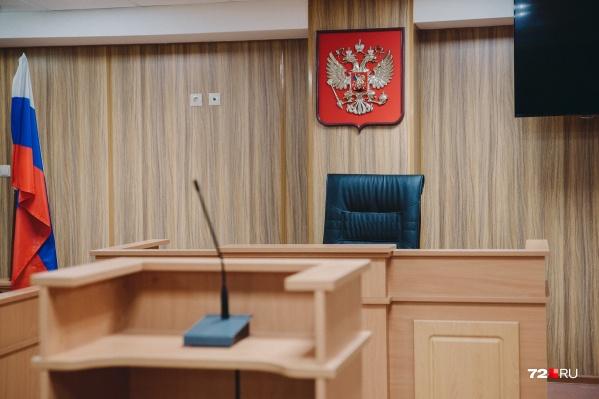 Ишимца признали виновным по части 1 статьи 318 УК РФ «Применение насилия в отношении представителя власти»