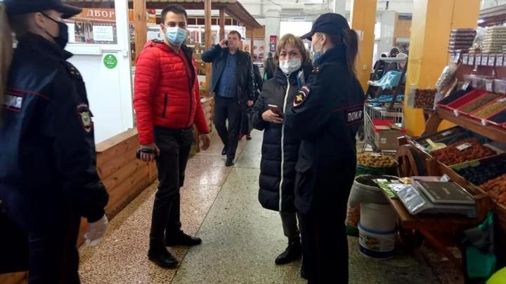 В Ярославле устроили облавы на нарушителей масочного режима: где ходят проверяющие