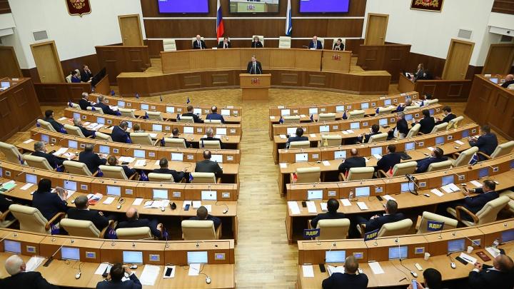 Депутаты Заксобрания придумали как защититься от коронавируса