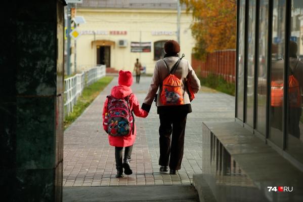 """Большинство школ ушли на каникулы <nobr class=""""_"""">26 октября</nobr> и уже скоро вернутся к занятиям"""