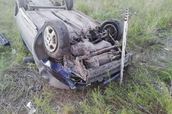 ДТП случилось 1 июля 2019 года наавтодороге Курган — Куртамыш