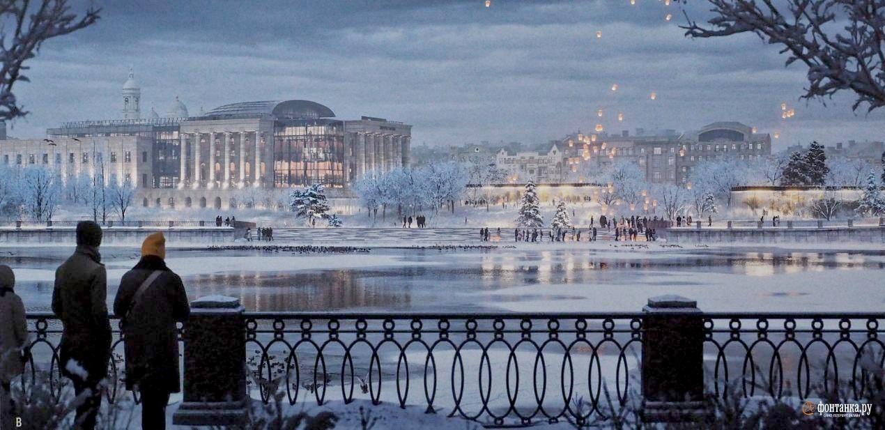 автор проекта — Хвоя (Россия, Санкт-Петербург)&nbsp;<br><br>автор фото Михаил Огнев / «Фонтанка.ру»