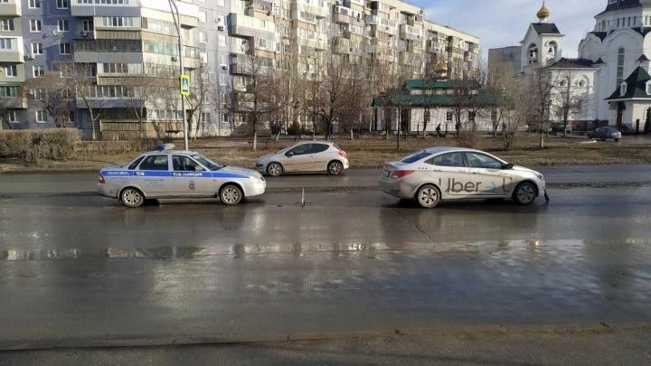 В Тольятти таксист на иномарке сбил ребенка