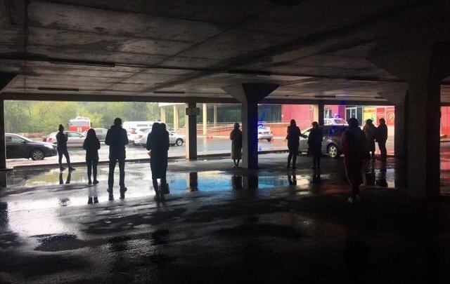В Екатеринбурге эвакуировали торговый центр «Комсомолл»