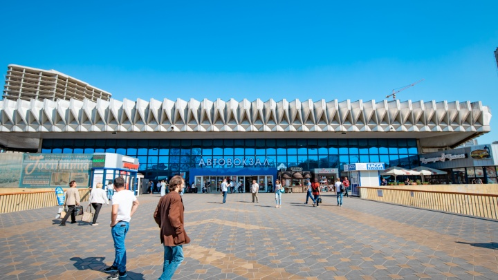 Власти Ростова показали, как изменится Привокзальная площадь. Обычные переходы заменят надземными
