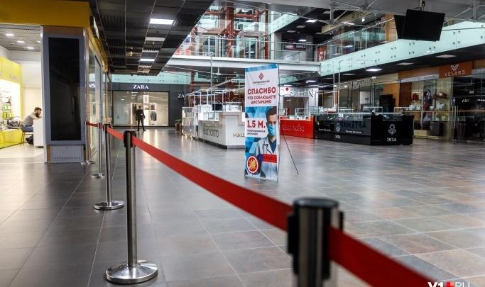 «Слабые магазины даже не стали ждать выхода»: волгоградские торговые центры готовятся к открытию