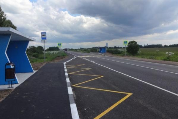 Шесть новых остановок появится у автобусов в Ярославской области