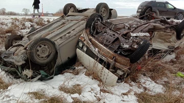 Водитель, из-за которого пострадал ребенок на трассе, управлял машиной без прав