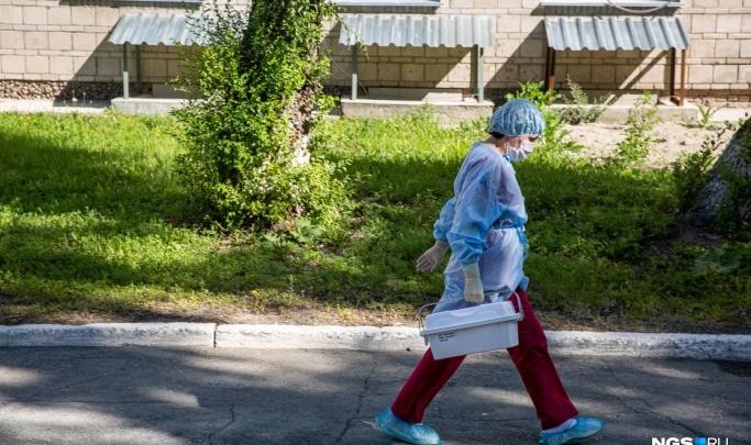 Коронавирусом заразились ещё 74 жителя Тюменской области