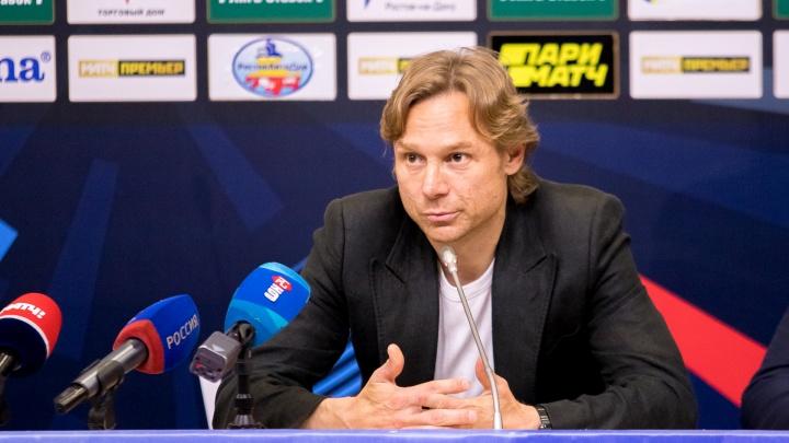 Валерия Карпина оштрафовали за слова о «ненормальном чемпионате»