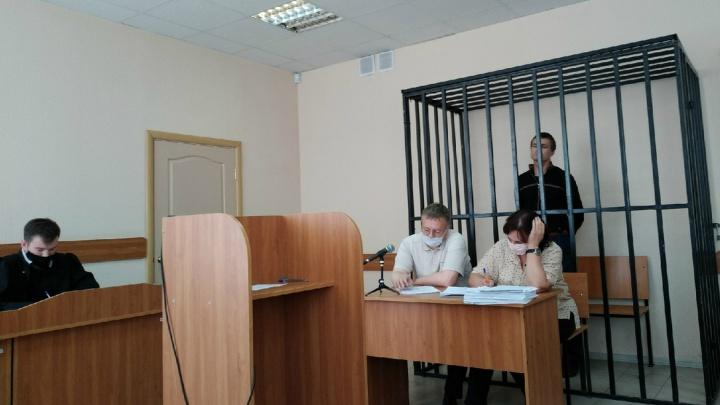 «О взятках речи никогда не было»: Роман Ванюков выступил с последним словом в Курганском горсуде