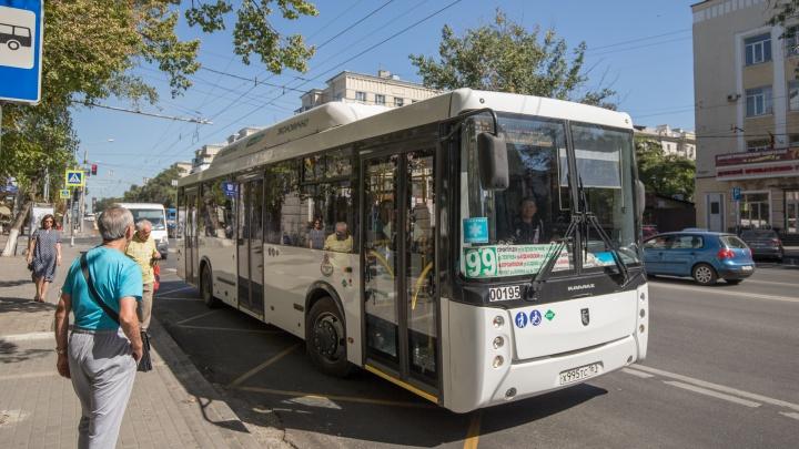 Ростовчане отбили у администрации автобусные маршруты № 49 и 99