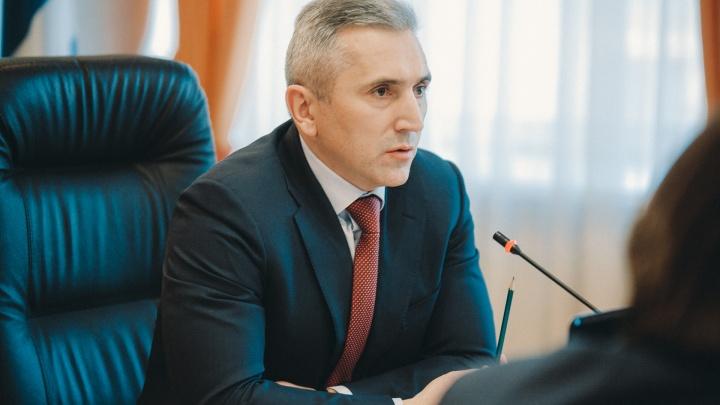 Губернатора Александра Моора просят сделать 31 декабря выходным днем