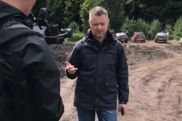«Как можно уничтожить такую красивую гору»: журналист Алексей Пивоваров снимает фильм о Куштау