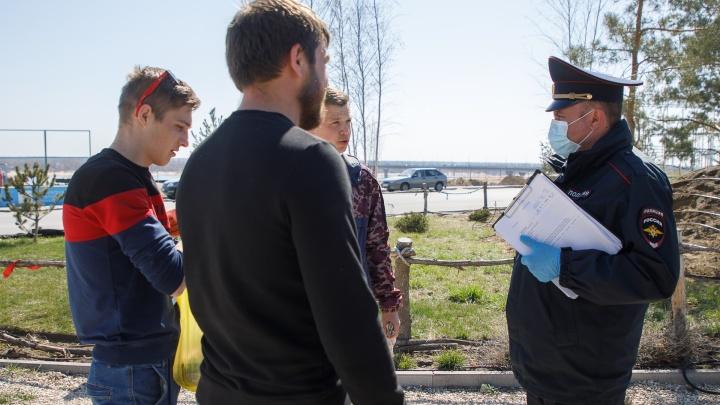 В Волгоградской области продолжают отлавливать нарушителей режима самоизоляции