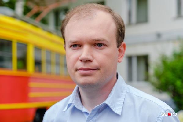 Анатолий Путин возглавил департамент транспорта