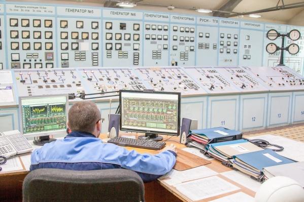 В мае прошлого года на Центральной электростанции введен в строй новый турбоагрегат максимальной располагаемой мощностью 50 МВт