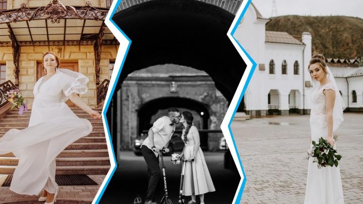 Старые дворы, геометрия площадей и монастырь в «итальянском» стиле: смотрим оригинальные места для фотосессий в Красноярске