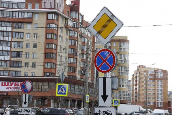 В администрации считают, что такое изменение поможет освободить от потока машин проспект Ломоносова и Советских Космонавтов<br>