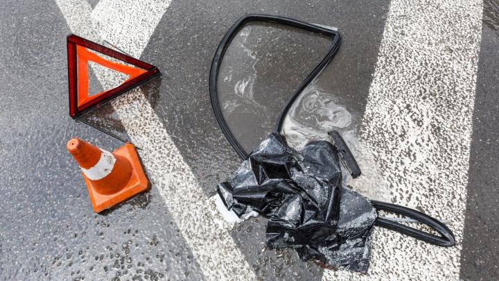Волжанка на иномарке сбила 13-летнего подростка