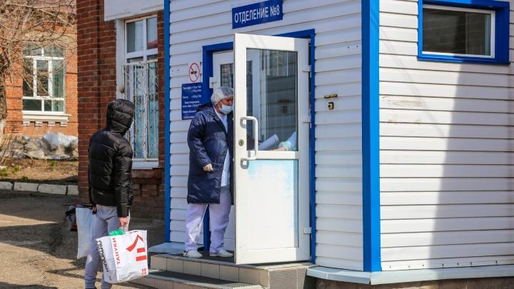 В Башкирии вновь выросло число зараженных COVID-19